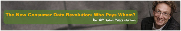 WeigendSAP SAP SALON on The Social Data Revolution: Who pays whom? audio